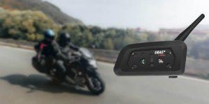 Read more about the article Avis de l'intercom moto Ejeas V6 Pro