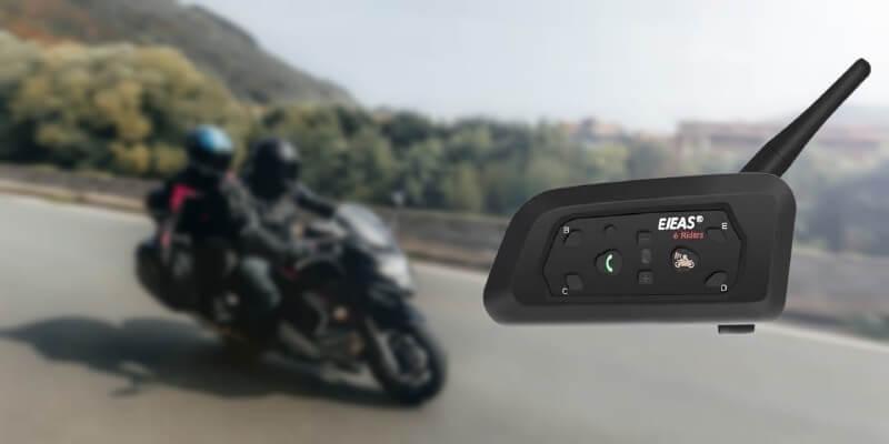 You are currently viewing Avis de l'intercom moto Ejeas V6 Pro