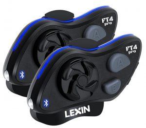 Intercom moto Lexin LX FT4