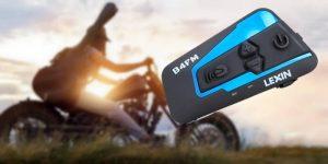 Read more about the article Avis de l'intercom moto Lexin LX-B4FM